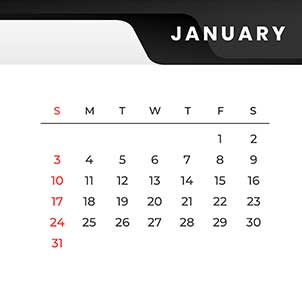 interlab Ship Logix Calendar
