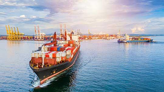 Reach Interlab Shipping & Logistics now